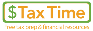 Tax Time Logo Color